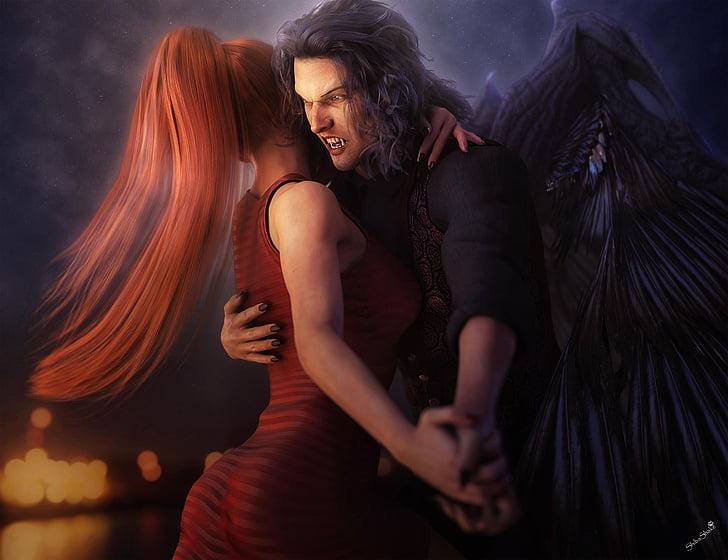 vampire-dance