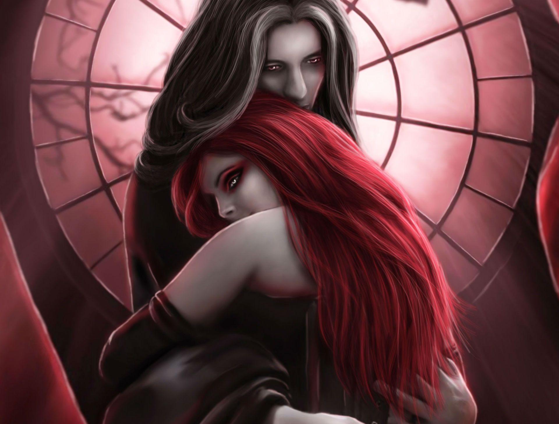 vampire-love