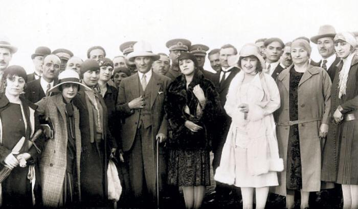 A Note on Turkey Becoming a Republic, Atatürk's reforms andmore…